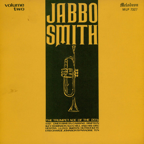 Jabbo Smith - Volume Two