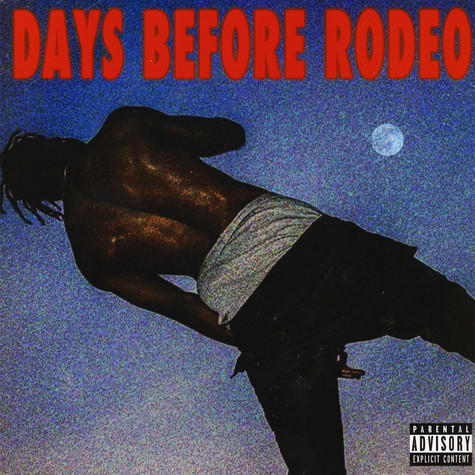 Travis Scott Days Before Rodeo Vinyl 2lp 2018 Eu