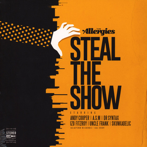 Allergies, The - Steal The Show