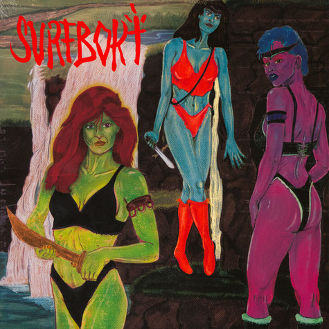Surfbort - Friendship Music Colored Vinyl Edition