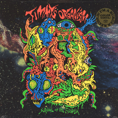 Timmy's Organism - Survival Of The Fiendish