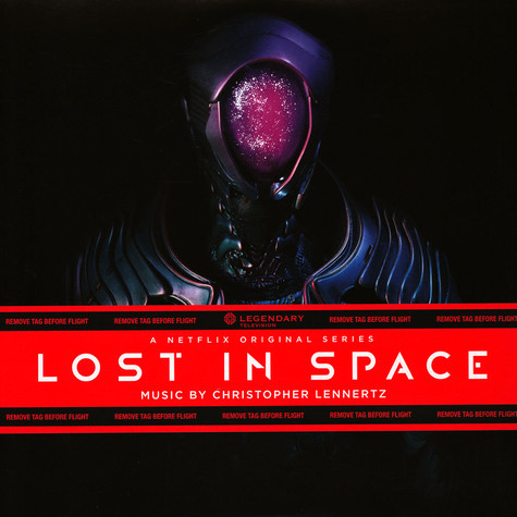 Christopher Lennertz - OST Lost In Space Limited Edition