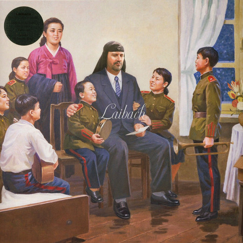 Laibach - The Sound Of Music Gold Vinyl Edition