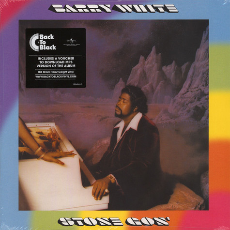 Barry White - Stone Gon'