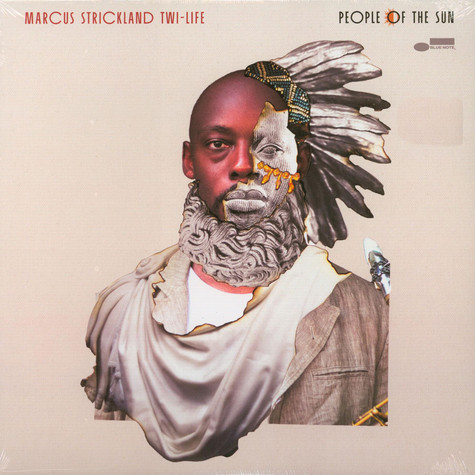 Marcus Strickland Twi-Life - People Of The Sun