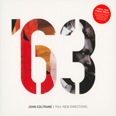 John Coltrane - 1963: New Directions Box Set