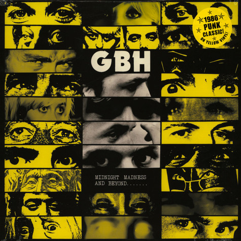 G.B.H. - Midnight Madness & Beyond
