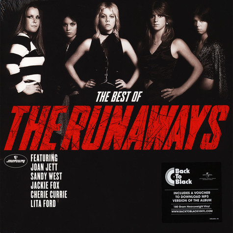 Runaways, The - Best Of The Runaways
