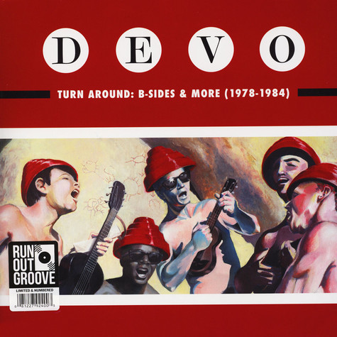 Devo - Turn Around: B-Sides & More 1978-1984