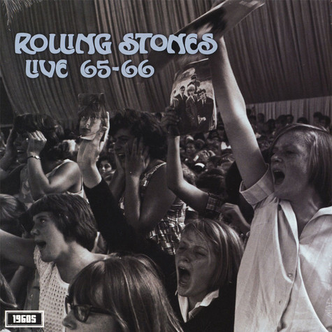 Rolling Stones, The - Live At Paris Olympia