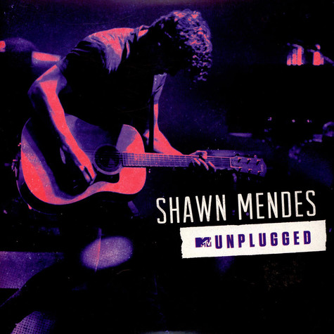 Shawn Mendes - MTV Unplugged