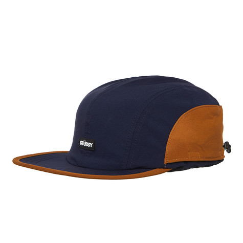 Stüssy - Two Tone Bungee Camp Cap