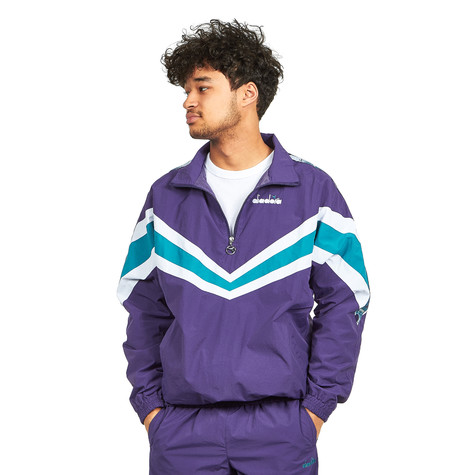 Diadora - Jacket 1/2 Zip MVB