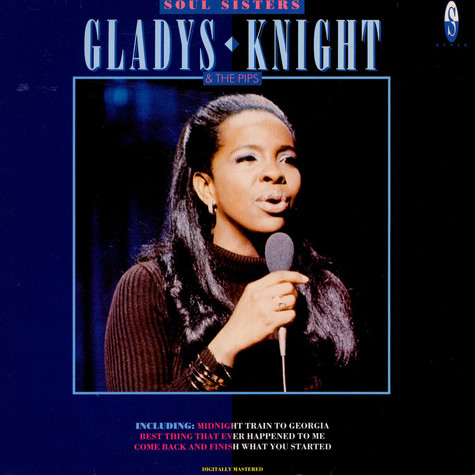 Gladys Knight And The Pips - Soul Sisters