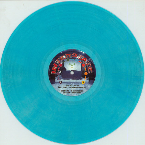 V.A. - Colour 04 Transparent Blue Vinyl Edition