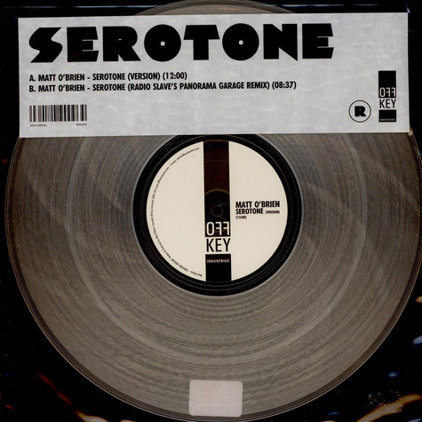 Matt O'Brien - Serotone