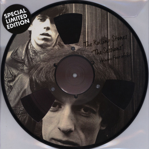 Rolling Stones, The - The Sessions Volume 4 Picture Disc Edition