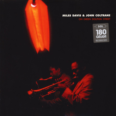 Miles Davis & John Coltrane - On Green Dolphin Street - Copenhagen March 24th 1960