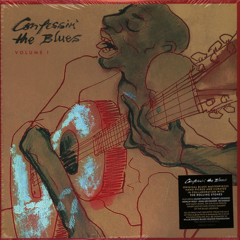 V.A. - Confessin' The Blues Volume 1