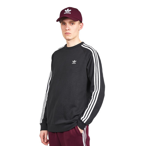 adidas - 3-Stripes Crew Sweater