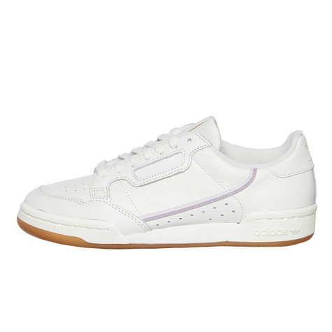 bb01e9a086e adidas - Continental 80 W (Off White   Orchid Tint   Soft Vision)