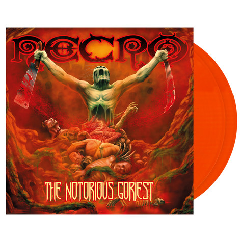 Necro - The Notorious Goriest Colored Vinyl Edition