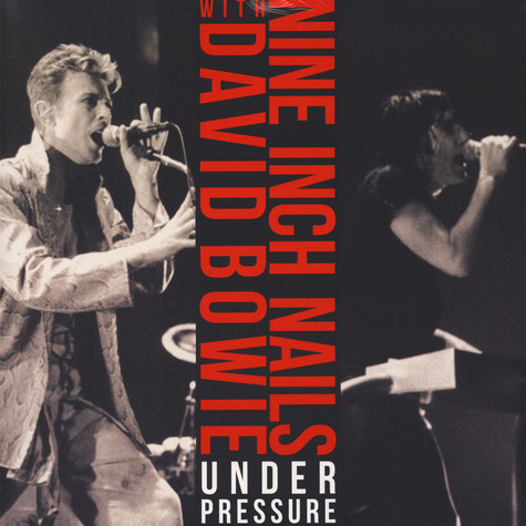 Nine Inch Nails & David Bowie - Under Pressure