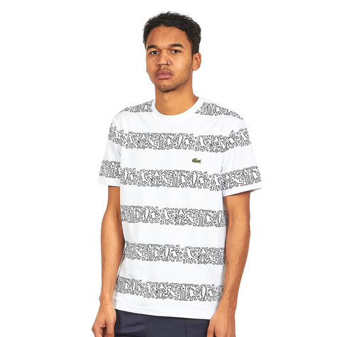 Lacoste x Keith Haring - Printed Supple Jersey
