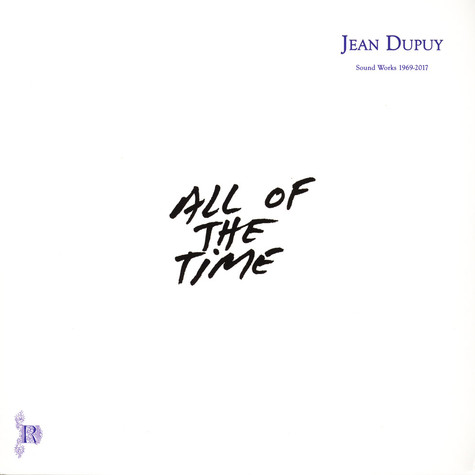 Jean Dupuy - All Of The Time