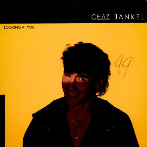 Chas Jankel - Looking At You