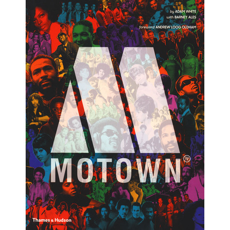 Adam White - Motown - The Sound Of Young America
