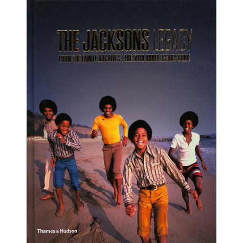 Jackson, The & Fred Bronson - The Jackson Legacy - From The Family Archives (The 50th Anniversary Book)