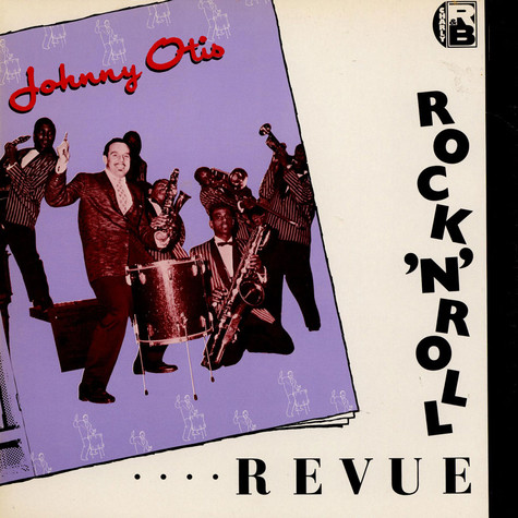 Johnny Otis Show, The - Rock 'N' Roll Revue