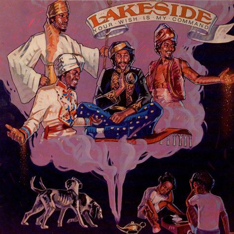 Lakeside - Your Wish Is My Command