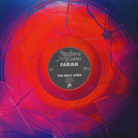 Farah - The Only Ones Pink Vinyl Edition