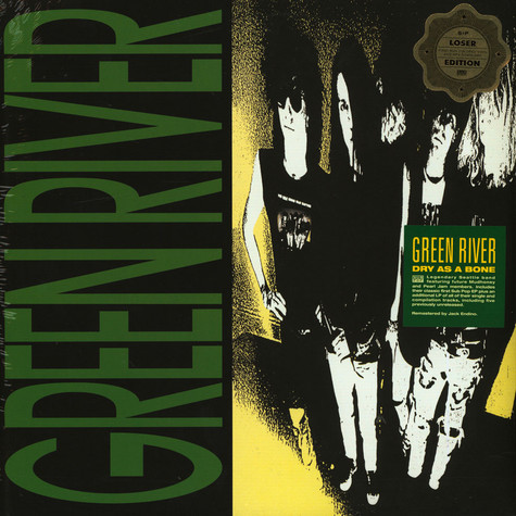 Green River - Dry As A Bone (Deluxe - Loser Edition)