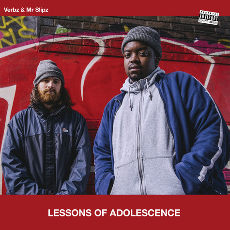 Verbz & Mr. Slipz - Lessons Of Adolescence Deluxe Edition