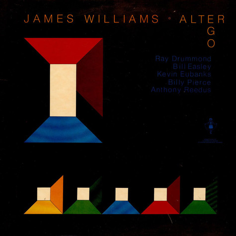 James Williams (2) - Alter Ego