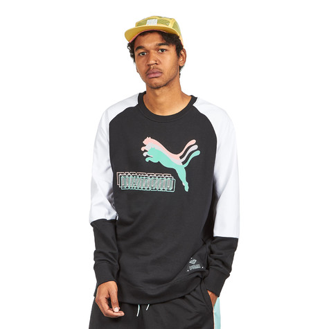 Puma x Diamond Supply - Puma X Diamond Crew Sweater