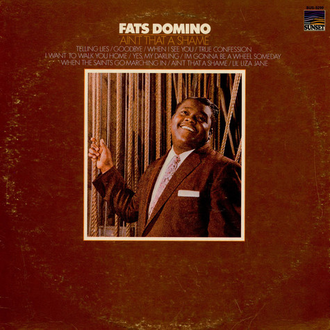 Fats Domino - Ain't That A Shame