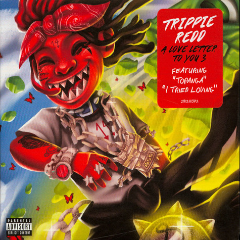 Trippie Redd - Love Letter To You 3