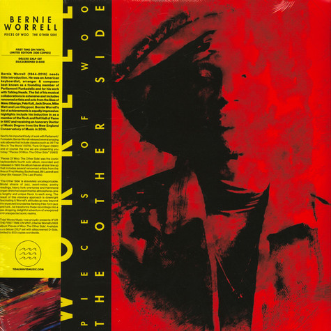 Bernie Worrell - Pieces Of Woo - The Other Side