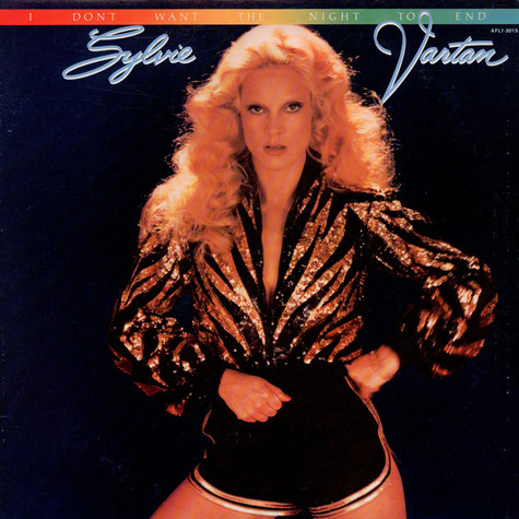 Sylvie Vartan - I Don't Want The Night To End