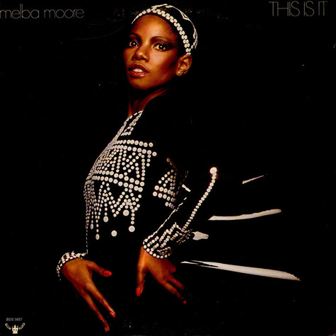 Melba Moore - This Is It