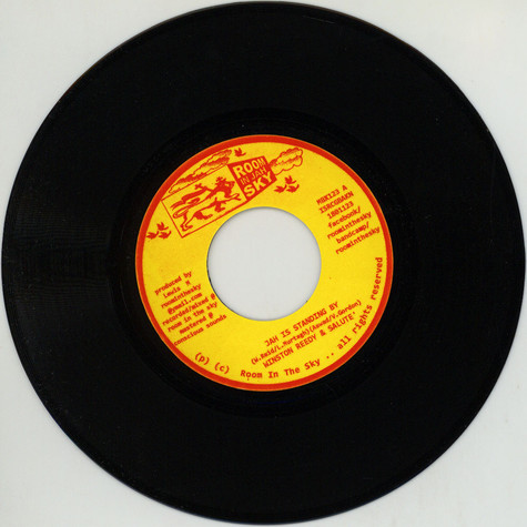 V.A. - Jah Is Standing By