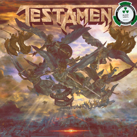 Testament - The Formation Of Damnation