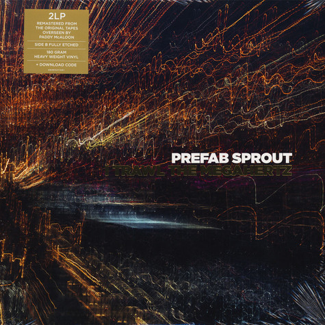 Prefab Sprout - I Trawl The Megahertz (Remastered)