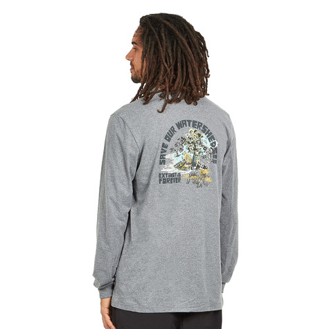 Patagonia - L/S Save Our Watersheds Responsibili-Tee