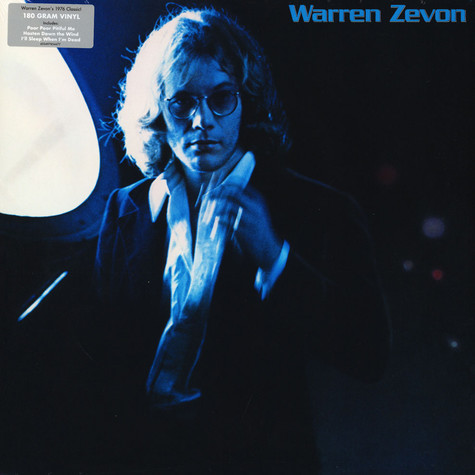 Warren Zevon - Warren Zevon Black Vinyl Edition