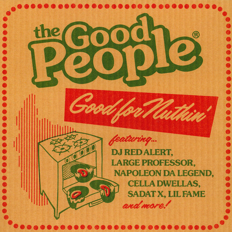 Good People, The - Good For Nuthin'